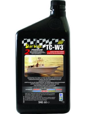 Premium 2-tahtiöljy TC-W3